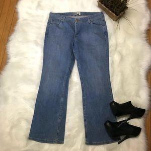 LEVI STRAUSS signature Boot Cut Jeans